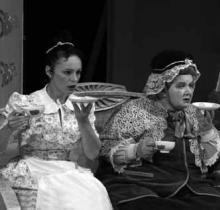 'Банкрот'. Владикавказский театр. Фото Н.Антипова