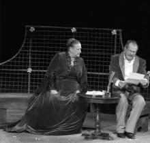'Правда хорошо, а счастье - лучше'. Ульяновский театр драмы. Фото предоставлено театром