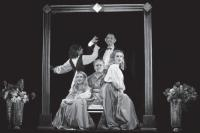 """Оперетта-водевиль по чеховской шутке / """"Юбилей"""" (Театр """"На Басманной"""")"""