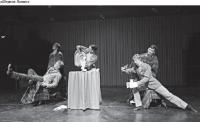 """Чисто английский детектив как повод для балета / """"Шерлок Холмс"""" в Детском музыкальном театре им.Н.Сац"""