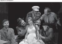 """Музыкальный прорыв драмы / Национальный театральный фестиваль """"Золотая Маска"""""""