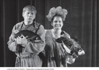 """Региональный театральный фестиваль для детей и юношества """"Тарарам"""" в Котласе"""