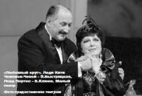 Воздух театральной Москвы