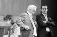 """В отсутствии любви и смерти / """"Чайка"""" (""""Сатирикон"""", театр п/р О.Табакова)"""