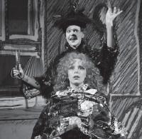"""Говорят, под Новый год всё всегда сбывается / """"Рождество О'Генри"""" в Театре им.А.С.Пушкина"""