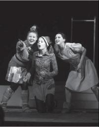 Ночь в театре города Оз. V ночной фестиваль альтернативных театральных форм в Озерске