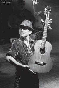 """Соло гитар / """"Гитары"""" в Театре на Юго-Западе"""