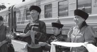 Казанские кукольники на гастролях в Бурятии