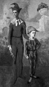 Акробаты и Арлекины / «Четыре мастерских. Бертман — Исаакян — Петров — Титель»