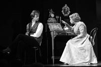 """И смех, и грех / """"Бешеные деньги"""" в Театре комедии им.Н.П.Акимова"""