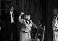 """Это сладкое слово """"слезы""""... / """"Женщина, которая не умеет плакать"""" в Московском областном театре драмы и комедии (Ногинск)"""